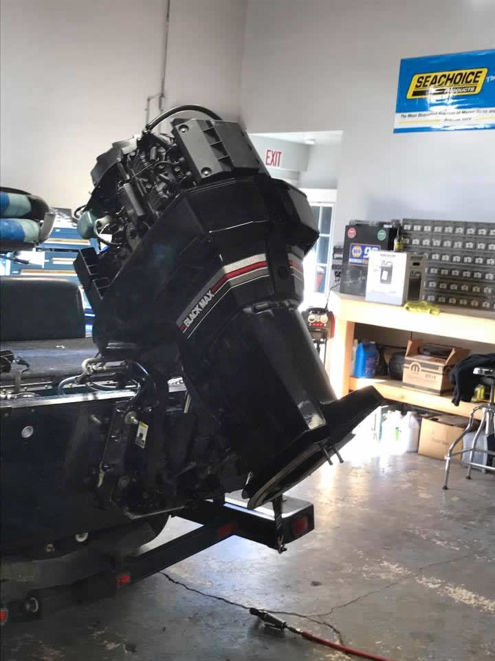 Engine & Drive Repair – Berryessa Boat Repair